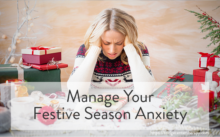 Anxiety Counseling: Manage Your Festive Season Anxiety