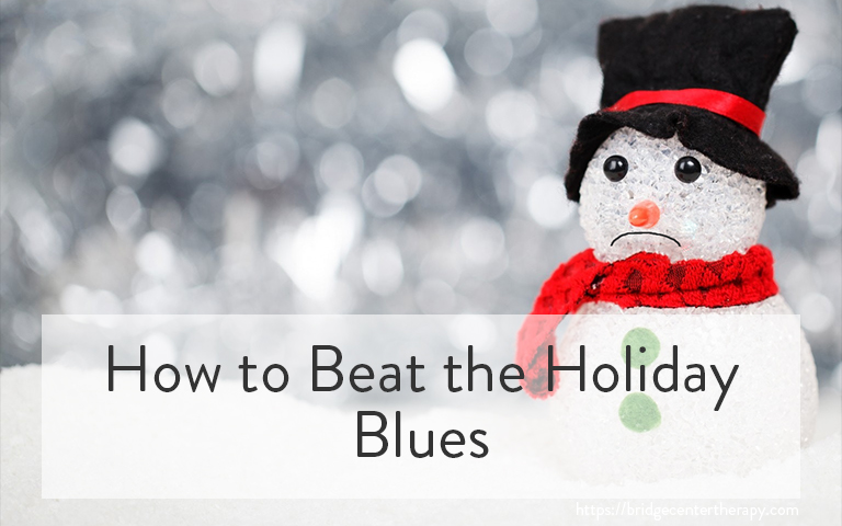 Depression Counseling: Beat the Holiday Blues