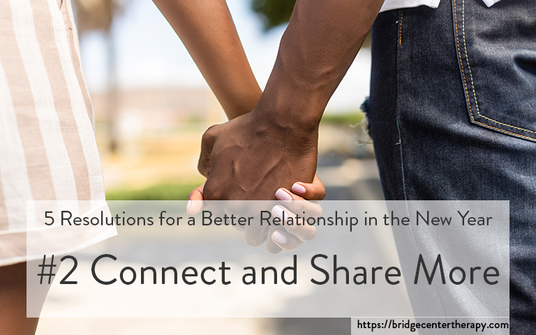 share more with your partner