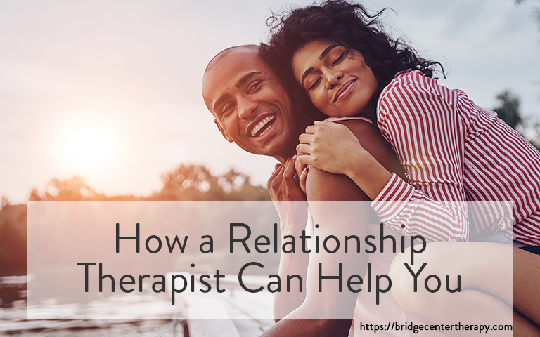 relationship therapist