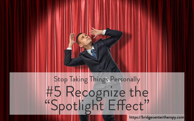 spotlight effect