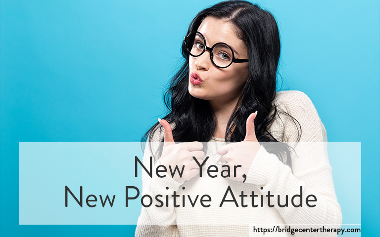 Berkeley Therapists: New Year, New Positive Attitude
