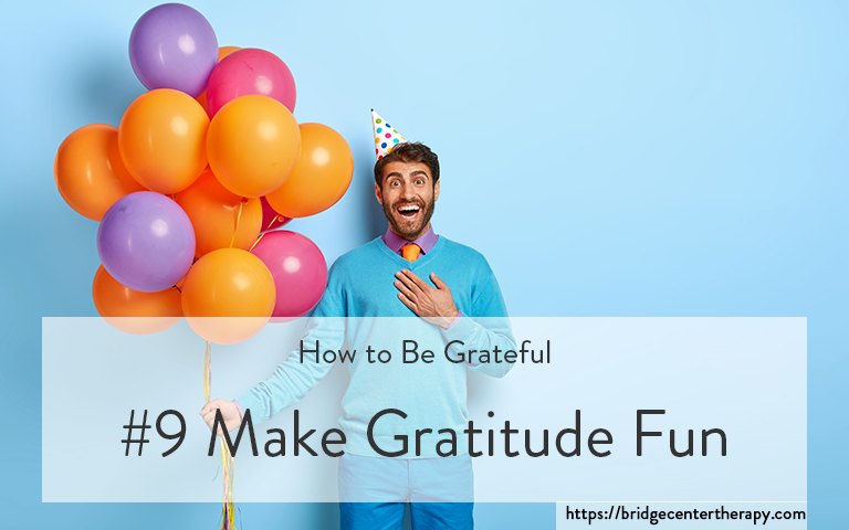gratitude practices