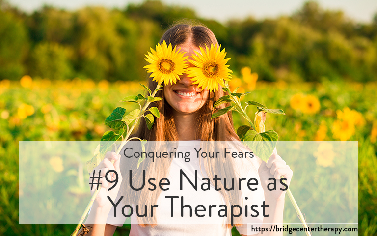 nature as therapist